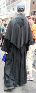 Carmelite friar (I think)