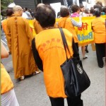Sorry I didn't get a better shot of this Buddhist organization
