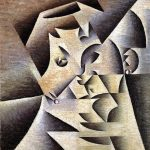 Juan Gris, Portrait of the Artist's Mother